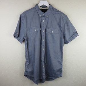 Tommy Hilfiger Custom Fit Short Sleeve Shirt